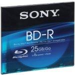 Sony BD-R 25GB 6x, slimbox, 1ks ( BNR25SL)