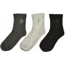 dámské bambusové zdravotní ponožky set typ 3