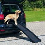 Trixie PET RAMP protiskluzová rampa, max. zátěž 90 kg, 40x156cm