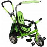 Baby Mix dětská tříkolka DELUX Safari 360 zelená