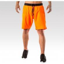 5f56c6a01b3 Pánské koupací šortky Torry oranžové