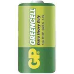 Baterie GP Greencell R14 1ks