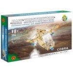 MALÝ KONSTRUKTÉR: Bojový vrtulní Cobra