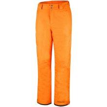 Pánské lyžařské kalhoty Columbia Bugaboo Omni Heat Pant 836 Solarize oranžová