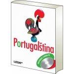 Portugalština + 2CD - Jindrová J., Mlýnková L., Schalková E.
