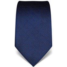 Tmavě modrá manažerská kravata Vincenzo Boretti 21920 7331ecdc75