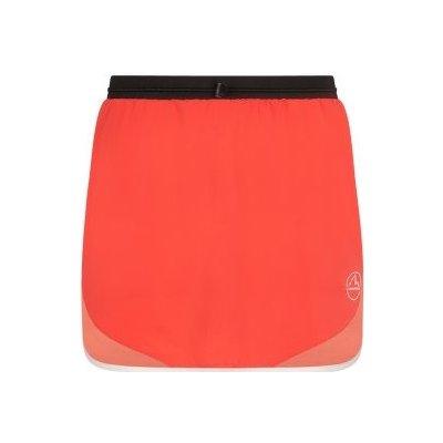 La Sportiva Comet Skirt Women oranžová
