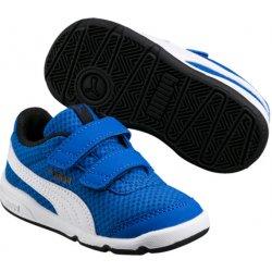Puma Stepfleex 2 Mesh V Inf Modrá. Modré dětské nízké tenisky ... fd256a1ef0