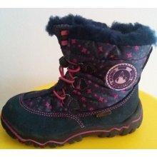 ... GRIGIO dětská zimní vycházková obuv šedomodrá. od 959 Kč · Santé IC 233869  Navy - Purple 6fdd4bc427