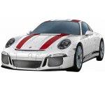 3D puzzle Porsche 911R 108 dílků