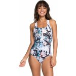 792e58179d8 Roxy Fitness Sporty One Piece - BGZ6 Bachelor Button Water Of Love