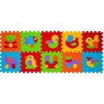 BabyOno puzzle zvířatka 10 ks