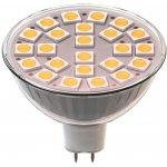 Emos LED žárovka reflektorová 24 LED 4W MR16 denní bílá