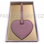 Přívěsek na klíče a kabelku MICHAEL KORS (HEART BALLET)
