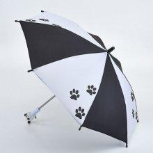 Fulton Dětský holový deštník Junior-4 Panda C724