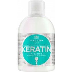 Kallos Keratin Shampoo 1000 ml