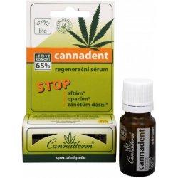 Cannaderm Cannadent regenerační sérum 5 ml
