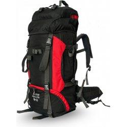 ef5bafb5dc Sackar profesionální krosna 70l+10l červená. Profesionální turistický batoh  ...