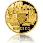 Česká mincovna Dukát ČR 2019 Slezsko proof 3,49 g