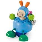 Selecta Pia Iah pískací hračka na madlo kočárku oslík
