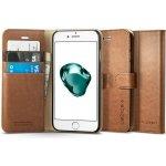 Pouzdro Spigen Wallet S 043CS20544 Apple iPhone 7/8 Plus hnědé