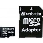 Verbatim microSDHC 32GB Class 10 44083