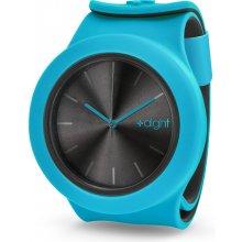 Aight Watch Carribean Blue modré blue