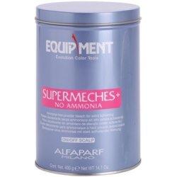 Alfaparf Milano Equipment pudr pro extra zesvětlení bez amoniaku (Supermeches+ Ammonia Free Powder Bleach for Extra Lightening) 400 g