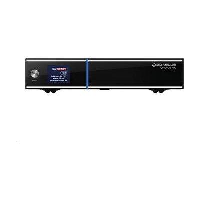 GigaBlue UHD UE 4K (1x dual DVB-S2 FBC)