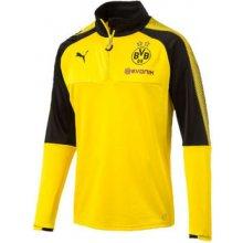 f76dcfd2e8d Puma Mikina Borussia Dortmund 1 4 Training Top Žlutá