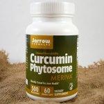 Jarrow Curcumin Phytosome Meriva 500 mg x 60 cps.