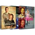 DVD Trilogie Zahradnictví - 3xDVD + šubr