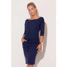 Figl dámské šaty M203 blue