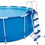 BESTWAY 40852 Schůdky k bazénu 122 cm