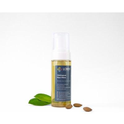 Lobey Organic Face Cleaning Foam Mycí pěna 150 ml