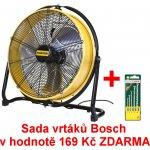 Master DF20P ventilátor profesionální