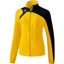 Erima CLUB 1900 2.0 REPREZENTAČNÍ bunda dámská Žlutá/černá
