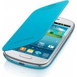 Pouzdro Samsung EFC-1M7FLEG modré