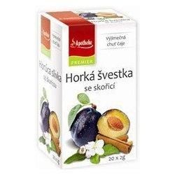 Apotheke Horká švestka se skořicí čaj 20 x 2 g n.s.