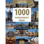 1000 pozoruhodností Prahy - To nejkrásnější z hlavního města - Soukup Vladimír, David Petr