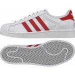 Adidas Superstar FOUNDATION bílá