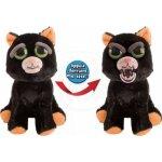Feisty Pets Kočka černo-bílá