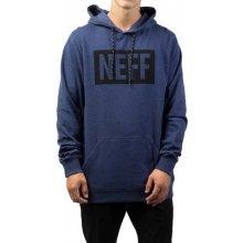 Neff New World Hoodie navy heather c3aa17d989a