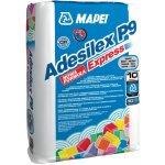 MAPEI ADESILEX P9 EXPRES Cementové lepidlo na obklady a dlažby 25 kg bílé