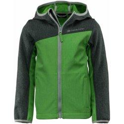 Dětská bunda a kabát ALPINE PRO BELLO KJCL119 ZELENÁ 8468d12b18