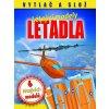 LETADLA - Létající modely - neuveden - 21x28