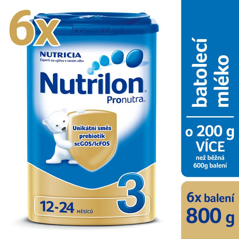 68dee30dd2b Kojenecká mléka Nutrilon - Heureka.cz