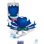 Pyrogiochi Fontána na dort hrající modrá