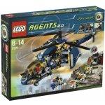 Lego Agents 8971 Jednotka vzdušné obrany
