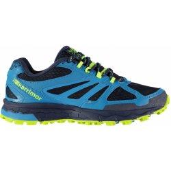 c7d0d2407 Karrimor Tempo 5 pánské Trail Running Shoes Blue od 1 219 Kč ...
